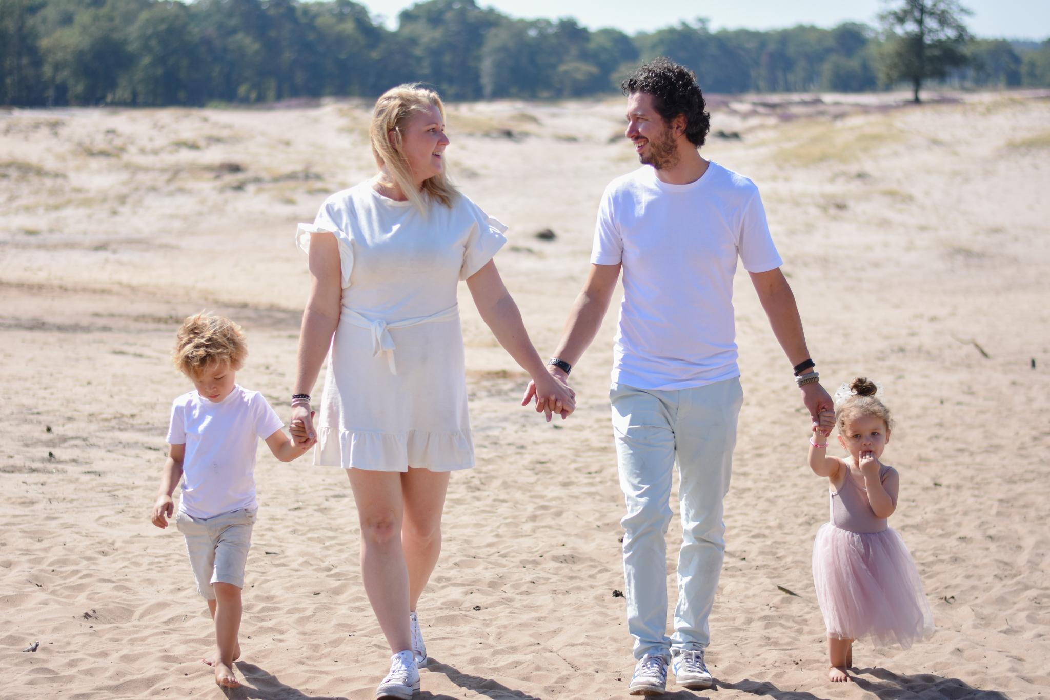 Family shoot portfolio Pics by Petri